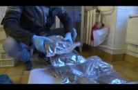 Policjanci przechwycili 55 kg narkotyków