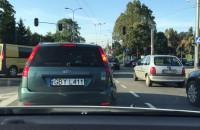 Awaria sygnalizacji świetlnej na al. Zwycięstwa w Gdyni