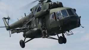 Mi-17 do desantowania komandosów
