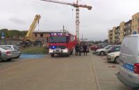 Interwencja straży, policji i ...