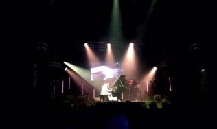 25 lecie NCK - koncert Leszek Możdżer