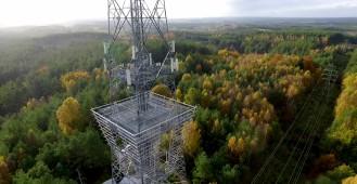 Wieża widokowo - telekomunikacyjna
