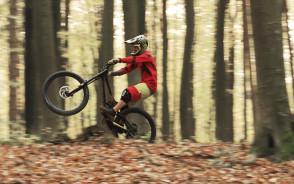 Freeride, czyli ekstremalnie na rowerze