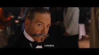 Morderstwo w Orient Expressie - zwiastun