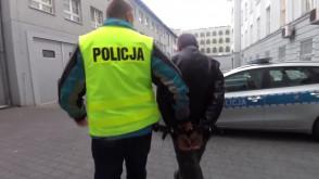 """Zatrzymanie """"fałszywego policjanta"""""""