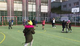 Otwarto nowy kompleks sportowy przy Szkole Podstawowej nr 42 w Gdańsku