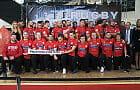 Reprezentacje rugby Polski i Mołdawii w Gdańsku