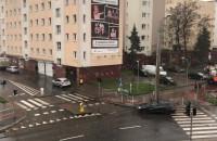 Uwaga kierowcy. Poważne opady śniegu w Gdyni