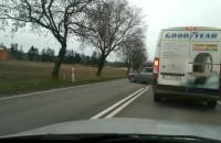 Kierowcy zawracają w korku od Leźna do Gdańska