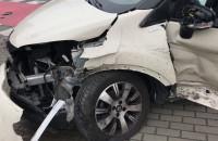 Skutki wypadku przed Błędnikiem