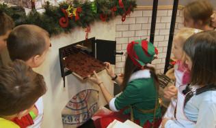 Wielka Fabryka Elfów - zaczarowana kraina św. Mikołaja