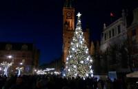 Iluminacje świąteczne w Gdańsku