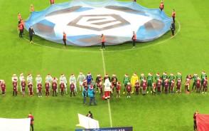 Mikołajkowy mecz przyjaźni Lechia Gdańsk - Śląsk Wrocław