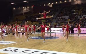 Świąteczny układ Cheerleaders Gdynia