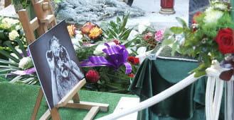 Pogrzeb Yacha Paszkiewicza
