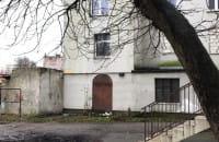 Opuszczony budynek obok Łąkowej