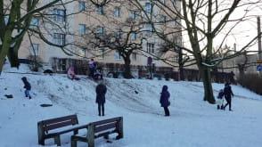 Z górki na pazurki w centrum Gdyni