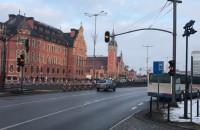 Nowa sygnalizacja świetlna na Wałach Jagielońskich przy prokuraturze