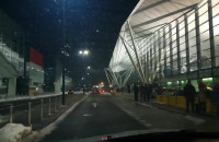 Konkurencja taxi na lotnisku