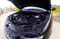 Jeep Grand Cherokee SRT8 6.4 HEMI 0-100 acceleration propane instalacja gazowa prins Ptak Gdansk