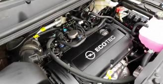 Opel mokka 2016 1.6 16V 115km montaz instalacji gazowej lpg gdansk slupsk
