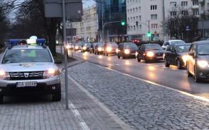 Straż Miejska łapie kierowców na Władysława IV w Gdyni
