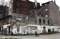 Opuszczony budynek przy Łąkowej