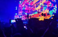 Depeche Mode zaczyna koncert w Ergo Arenie