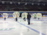 Bubble hokej