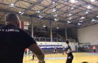 Gtpr Gdynia - Perła Lublin - Zych bramka