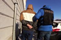 Zatrzymanie sprawców napadu z bronią w ręku