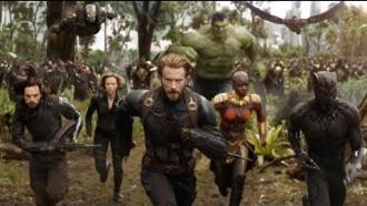 Avengers: Wojna bez granic - zwiastun