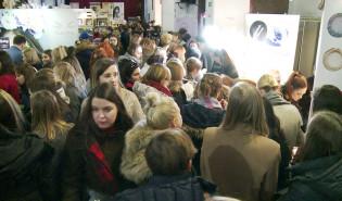 Tłumy na targach kosmetyków naturalnych Ekocuda