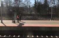 Thales działa z wyświetlaczami na peronie