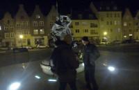 Nocna impreza na orientację po historycznym śródmieściu Gdańska