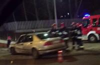 Wypadek przy CH Morena