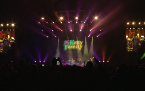 The Kelly Family w Ergo Arenie