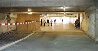 Po kilku miesiącach przerwy tunel na dworcu wreszcie otwarty