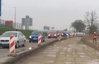 Spore utrudnienia na drodze Gdańsk - Straszyn