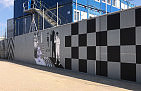 Murale ozdobią mur Forum Gdańsk