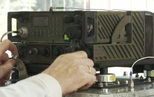 Produkcja radiostacji dla wojska w gdyńskim Radmorze