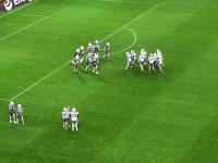Białe Lwy na meczu Lechii Gdańsk