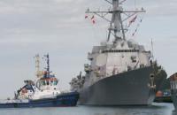 Amerykański niszczyciel przypłynął do Gdyni