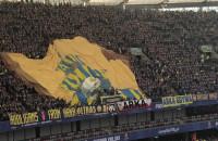 Piłkarze Arki dziękują kibicom za doping w finale PP