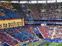 Prezentacja finalistów Pucharu Polski: Arka - Legia
