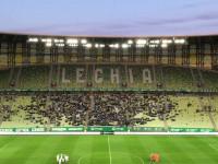 Bardzo niska frekwencja na meczu Lechia - Termalica
