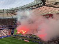 Race Legii w finale Pucharu Polski