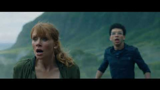 Jurassic World: Upadłe królestwo - zwiastun