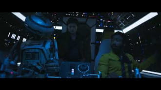Han Solo: Gwiezdne wojny - historie - zwiastun