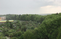 Burza z gradem rozkręca się na Witominie